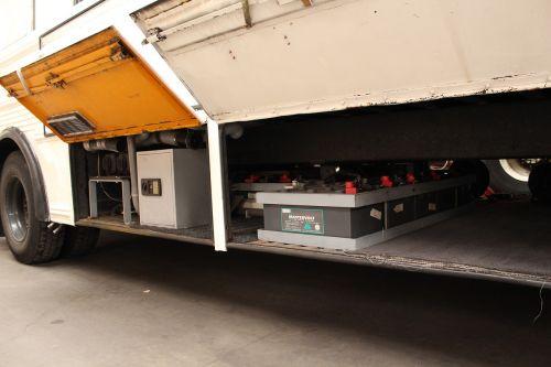 battery battery food truck