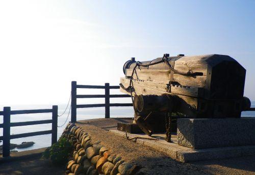 battery coastal defence edo