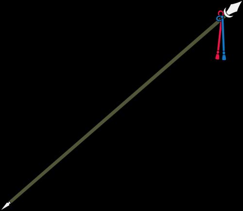 battle pole pole arm