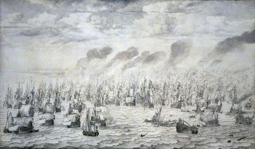 battle naval battle war