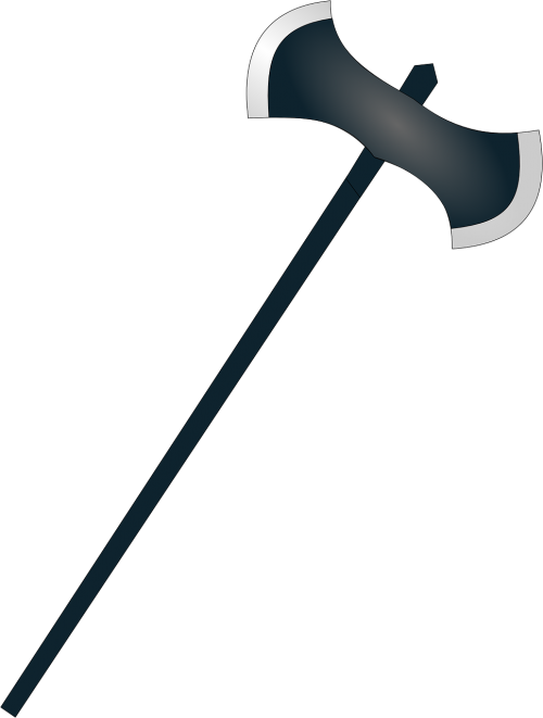 battle axe axe hatchet
