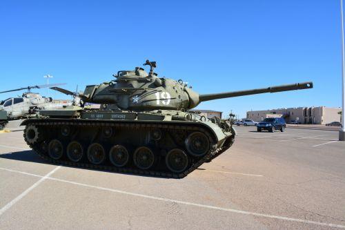 Battle Tanks Military Armor USA 1