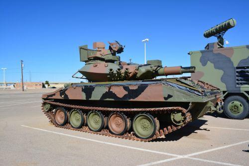 Battle Tanks Military Armor USA