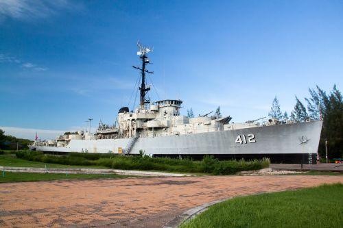 battleship commercial ship