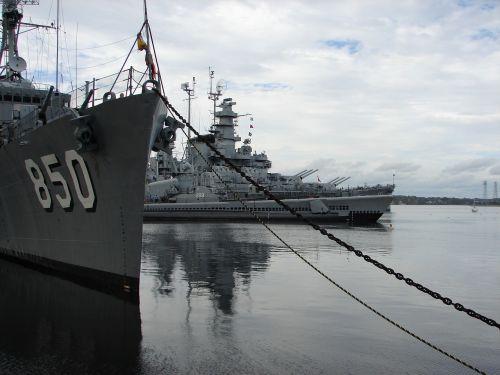 battleship cove fall river