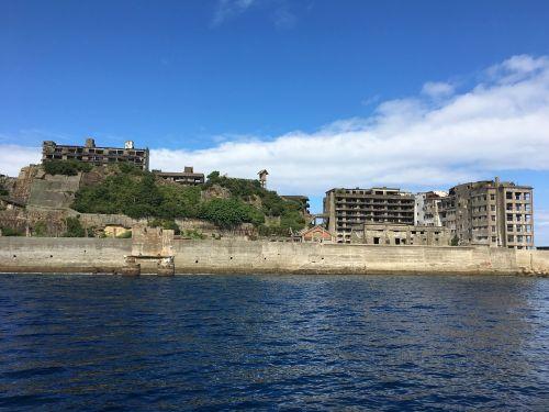 battleship island hashima gunkanjima