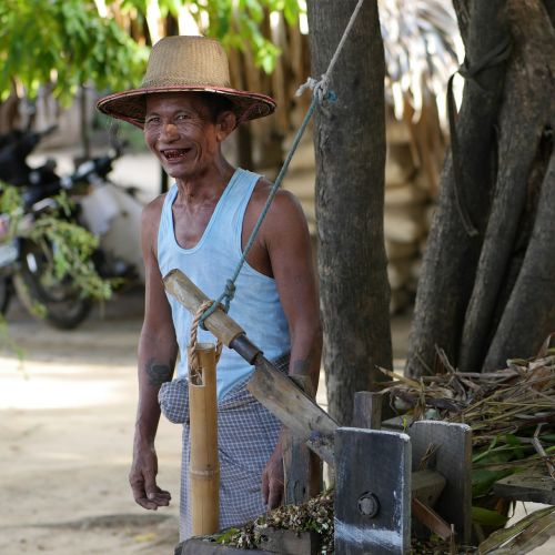 bauer myanmar old