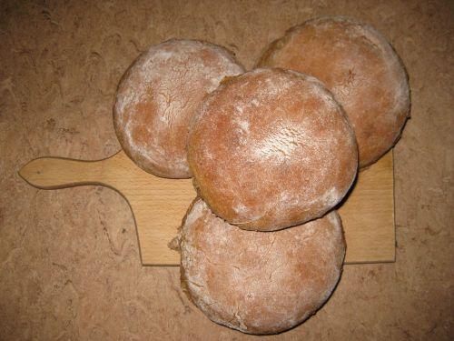 bauernbrote breads selberbacken