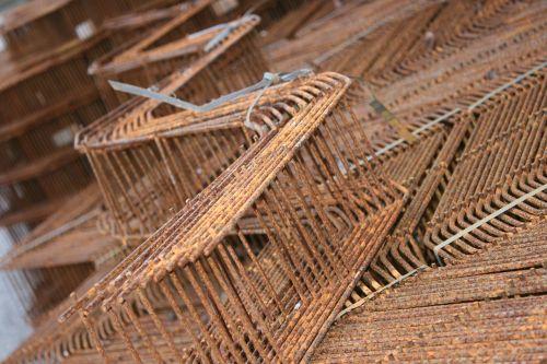 baugitter site iron railings