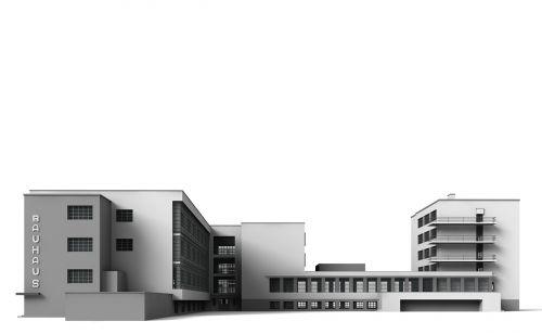 bauhaus dessau architecture