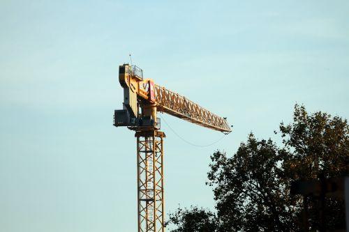 baukran crane boom crane