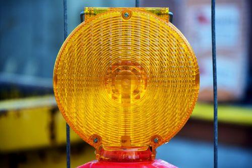 baulicht lamp signal