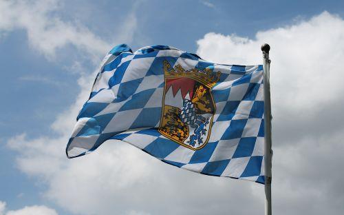 bavaria flag swiss francs
