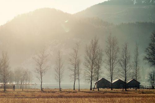 bavaria good morning lake