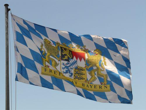 bavarian flag flag bavaria