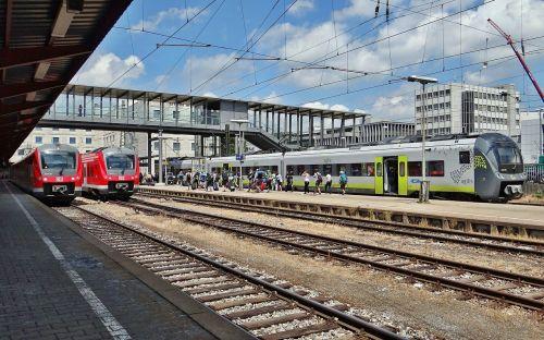 bavarian railway station agilis br 440