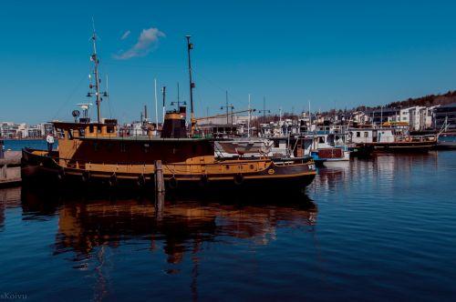 bay port boat