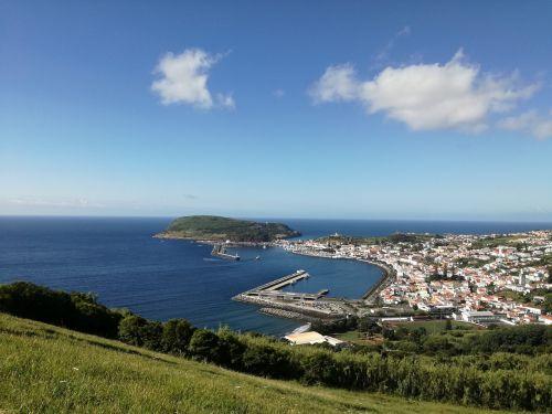 bay azores city