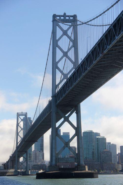 bay bridge san francisco architecture