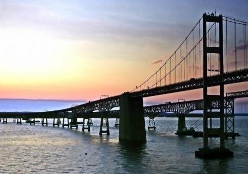 bay bridge bridge ocean city
