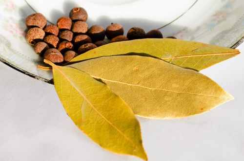Bay Leaf And Allspice