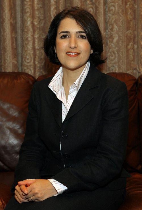 bayan sami abdul rahman kurdistan regional