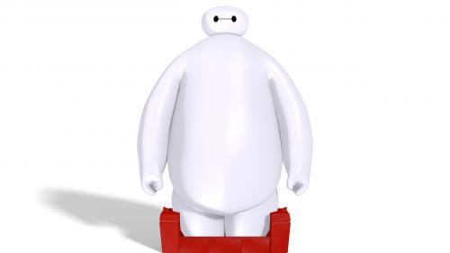baymax disney baymax soft robot