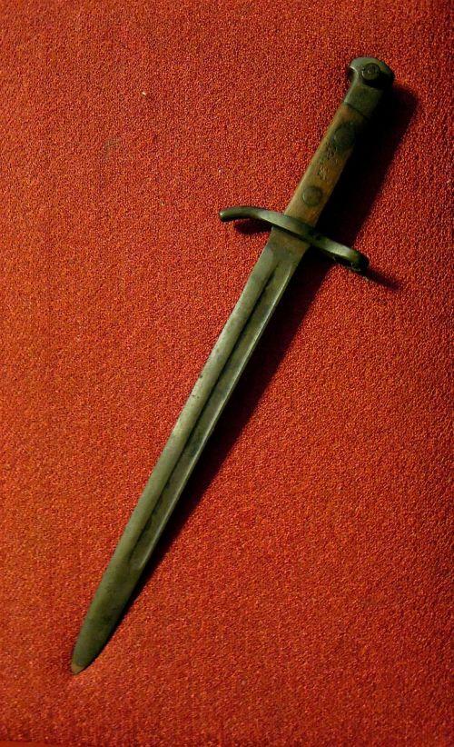 bayonet rifle part of the rifle