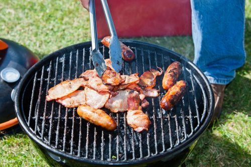 bbq grill camping