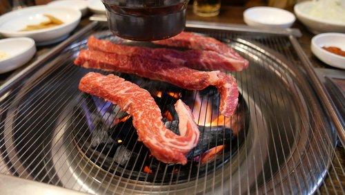 bbq  korean style  grill