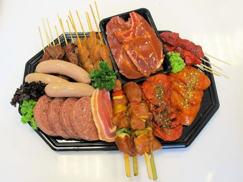 bbq butcher shop supermarket