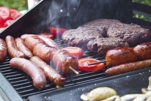 bbq food grill