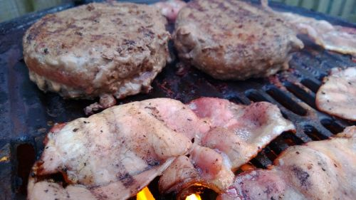 BBQ Bacon And Burgers