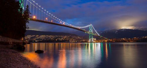 bc beautiful bridge