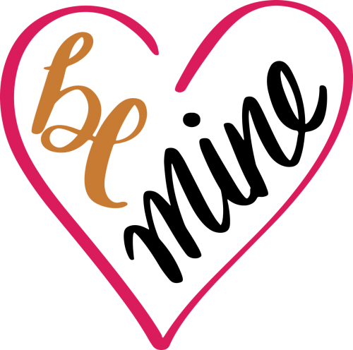 be mine svg
