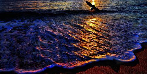 beach orla mar