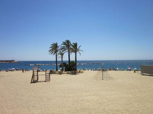 beach garrucha almeria