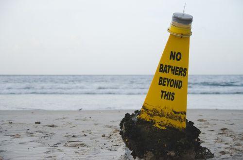 beach buoy w