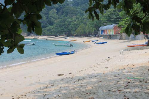 beach sea boot