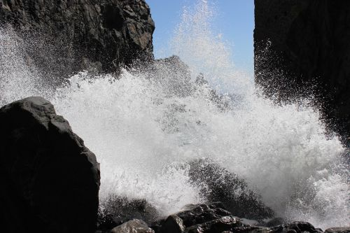 beach la gomera spain