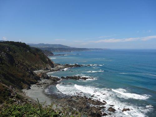 beach asturias tourism