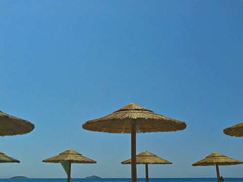 beach andros greek islands