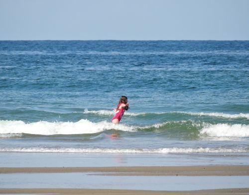 beach surf ocean