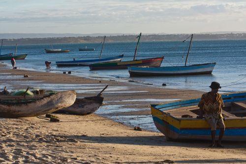 beach boats boat