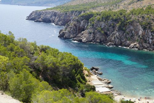 beach booked ibiza