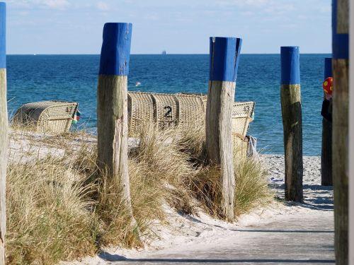 beach sea access