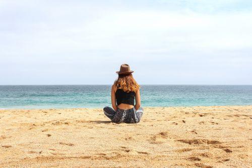 beach women hat