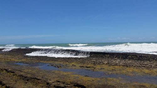 beach mar stone
