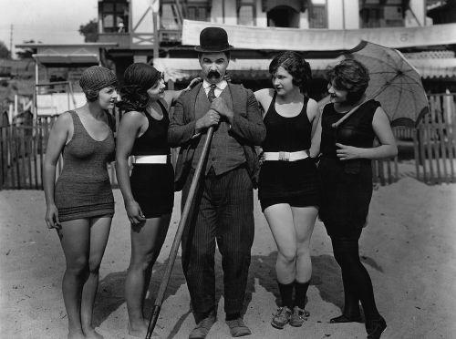 beach silent film mack sennett