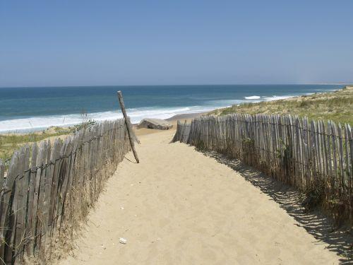 beach atlantic dune